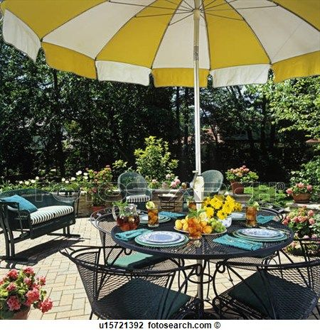 Yellow Patio Umbrella Google Search