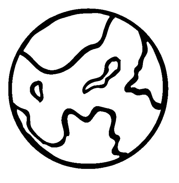 Planet Mars Outline Coloring Pages Color Luna Coloring Pages Outline Coloring Pictures
