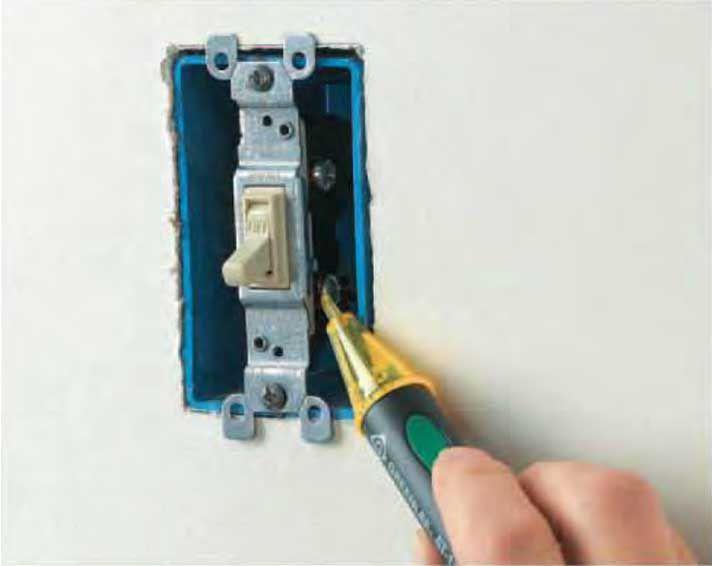 instalaciones eléctricas residenciales - detector de voltaje
