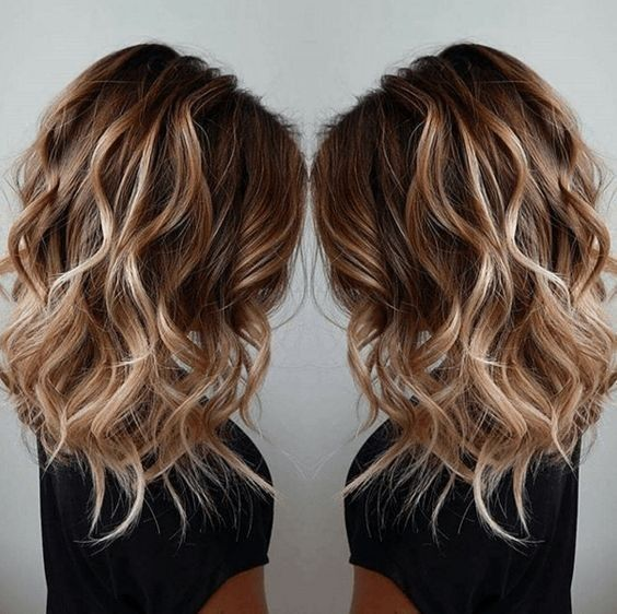 Fashionable Mid Length Hairstyles For Fall Medium Hair Ideas Medium Hair Styles Layered Haircuts Shoulder Length Hair Styles