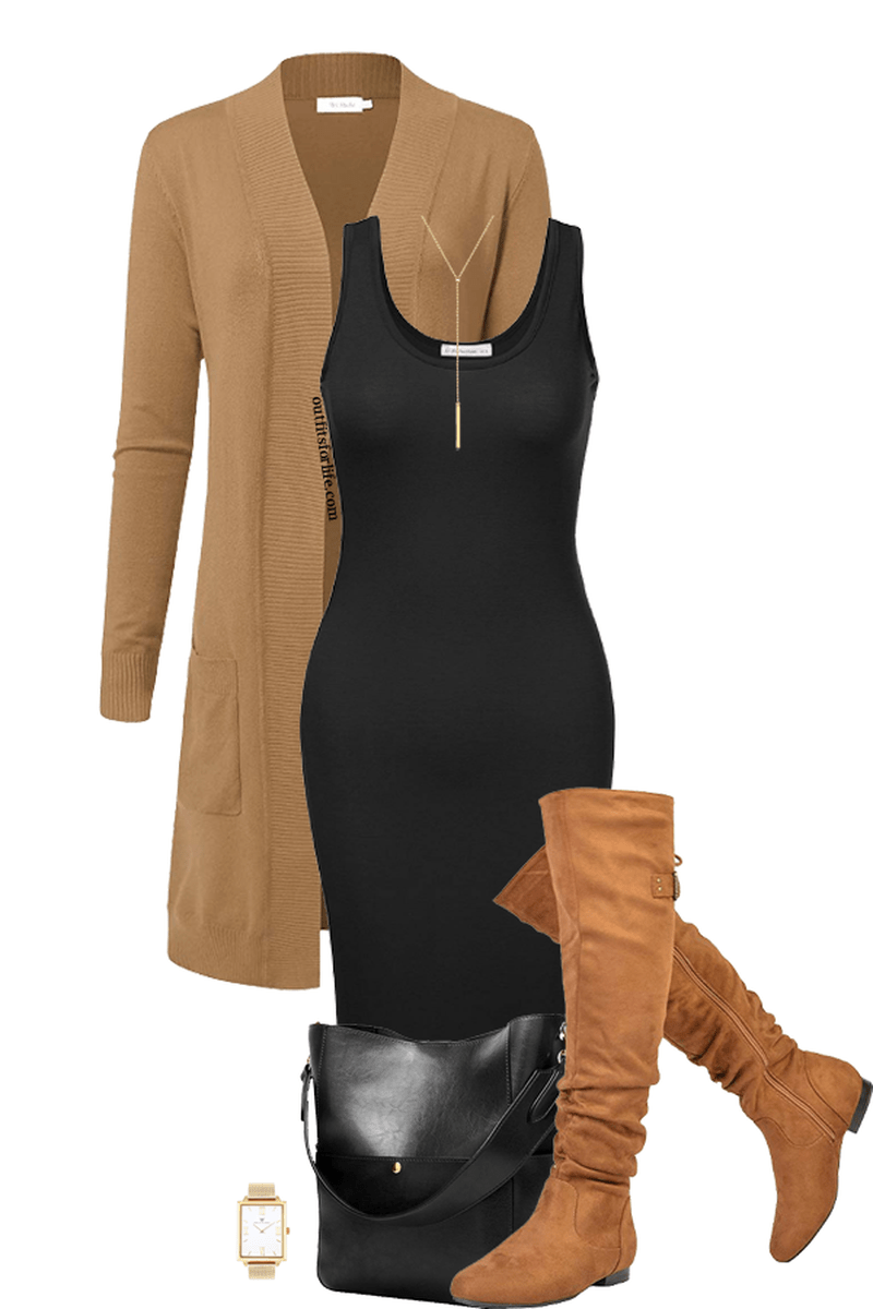 34 Casual Work Outfits for Fall 2019 #fallworkoutfits
