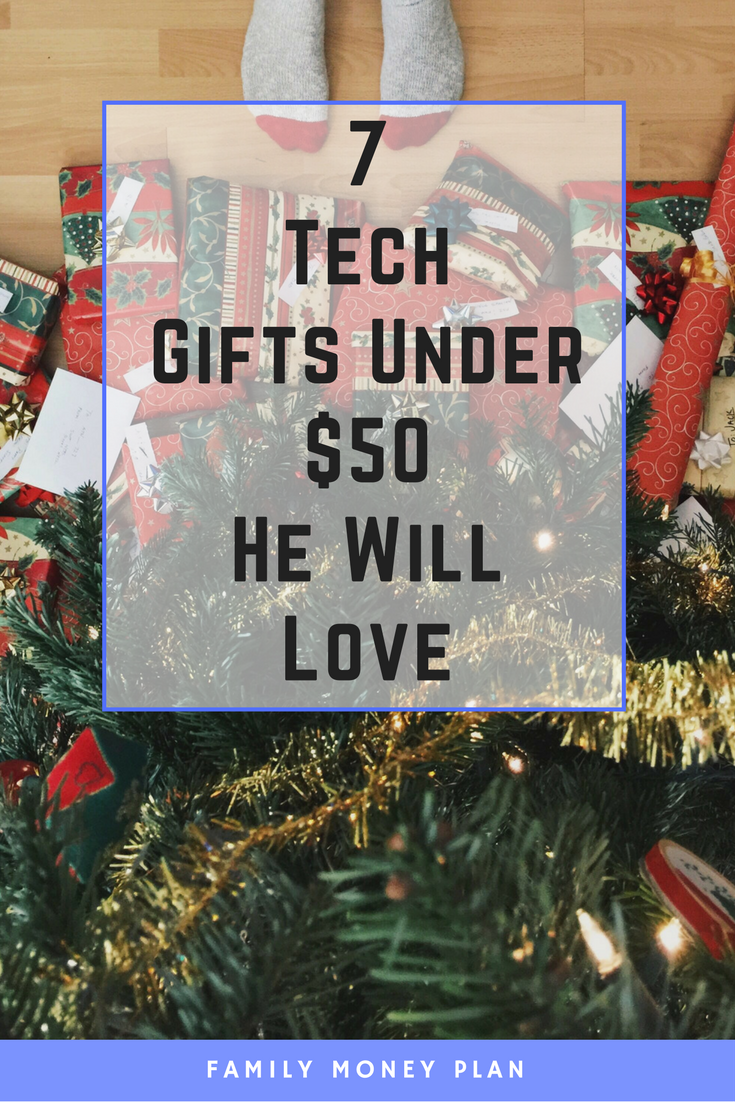 Mens christmas gifts for under $50