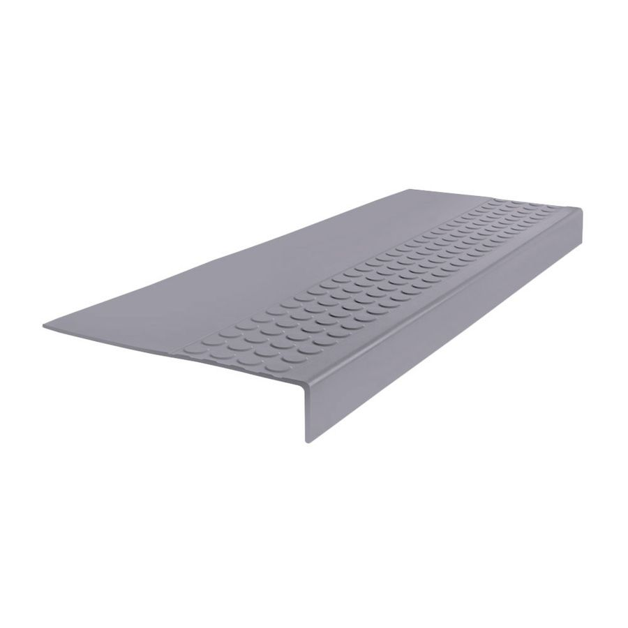 Best Flexco Gray 500 54 Rubber Extra Heavy Duty Radial Stair 640 x 480