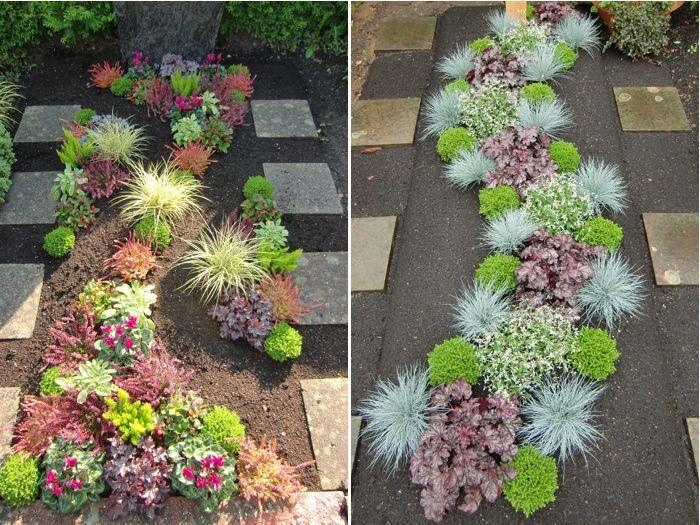 bildergebnis für grabgestaltung frühjahr | grabgestaltung, Gartenarbeit