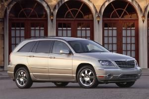 2005 Chrysler Pacifica Review With Images Chrysler Pacifica