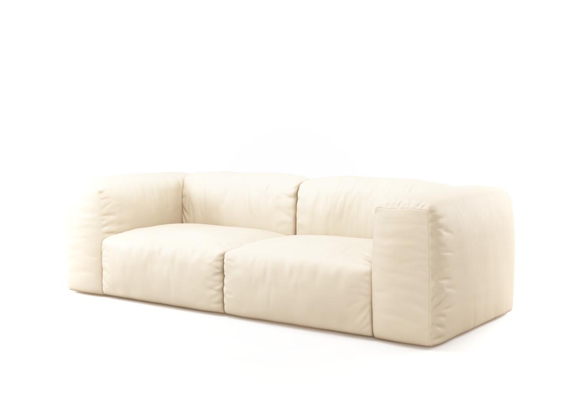 Leder-Sofa Molin | Elegantes Designer-Sofa aus Italien | Sit down \'n ...