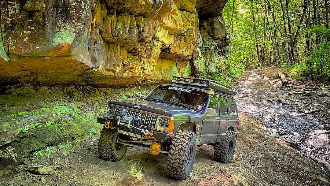 931xj We Want To Live Under Your Jeep It S Always On Top Of Beautiful Places Conquestsouth Forest Junkies Roastmyjeep Jeep Life Jeep Beautiful Places