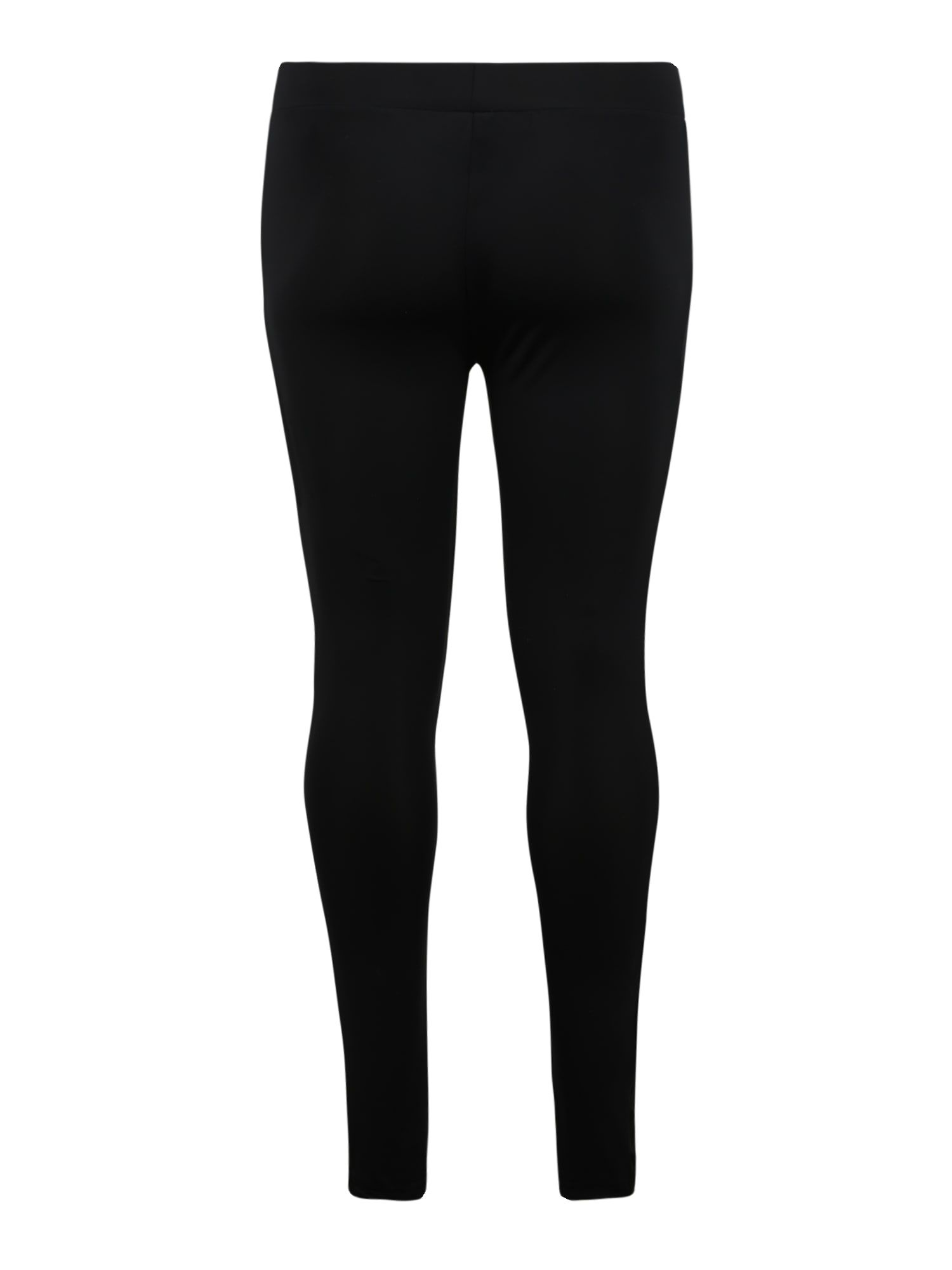 Urban Classics Curvy Hose 'Ladies Jacquard Camo Striped Leggings' Damen, Schwarz, Größe XXL #stripedleggings