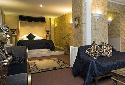 bedroom ideas egyptian theme | Ancient Egyptian Statutes Home ...