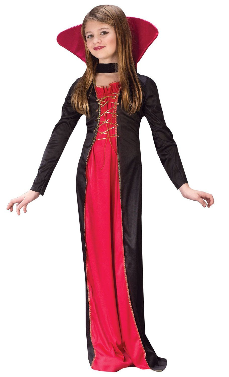 tween girl vampire costumes kids victorian vampiress costume kids vampire costumes mr costumes - Gir Halloween Costumes