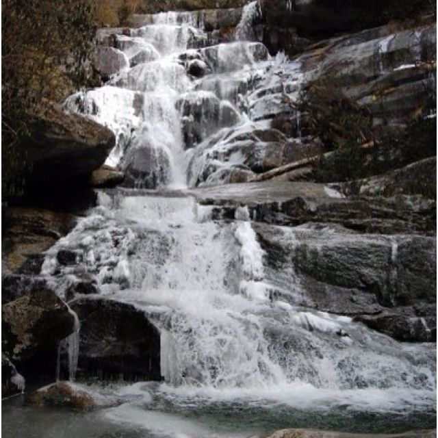 Ramsey Cascades, Greenbrier Entrance To The Great Smoky