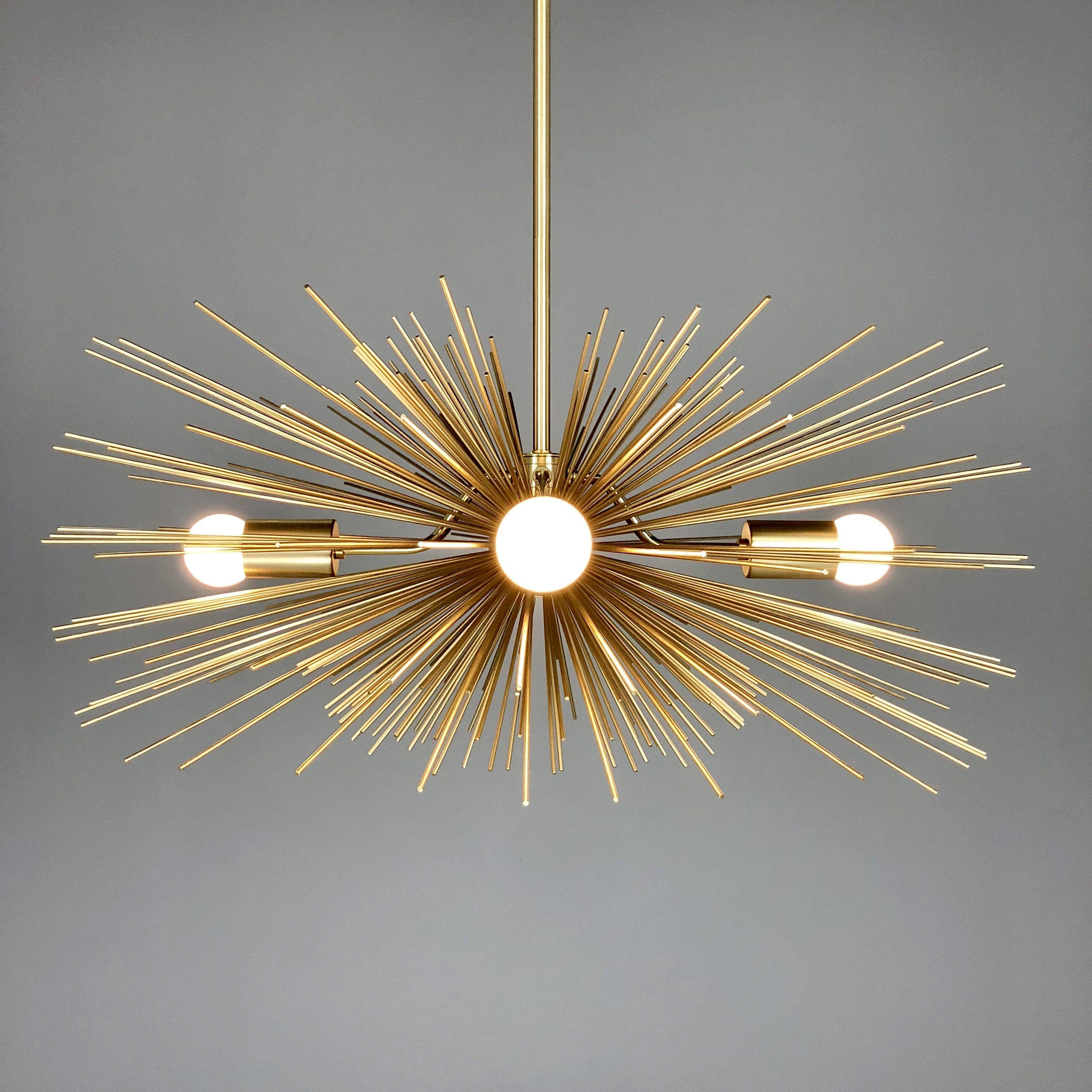 chandelier lighting torus sophie rubin format urchin