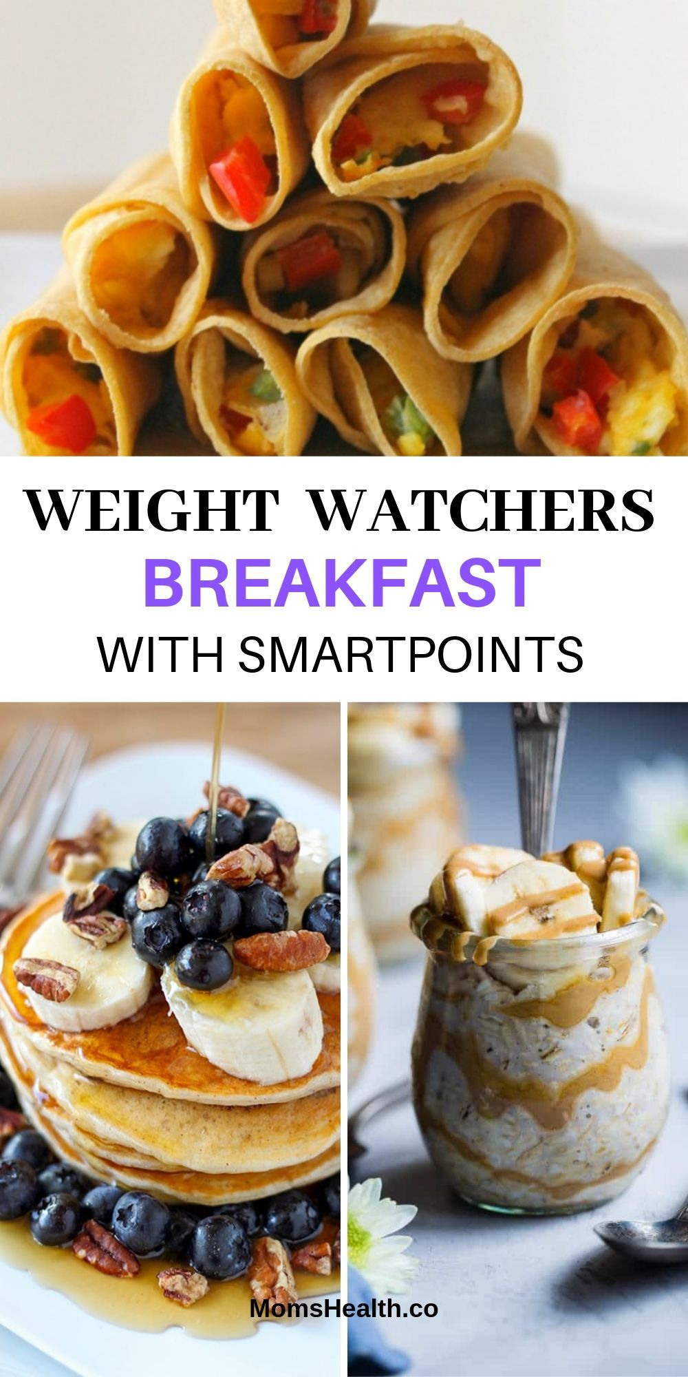 Photo of 15 Best Weight Watchers Breakfast Recipes with SmartPoints On the Go