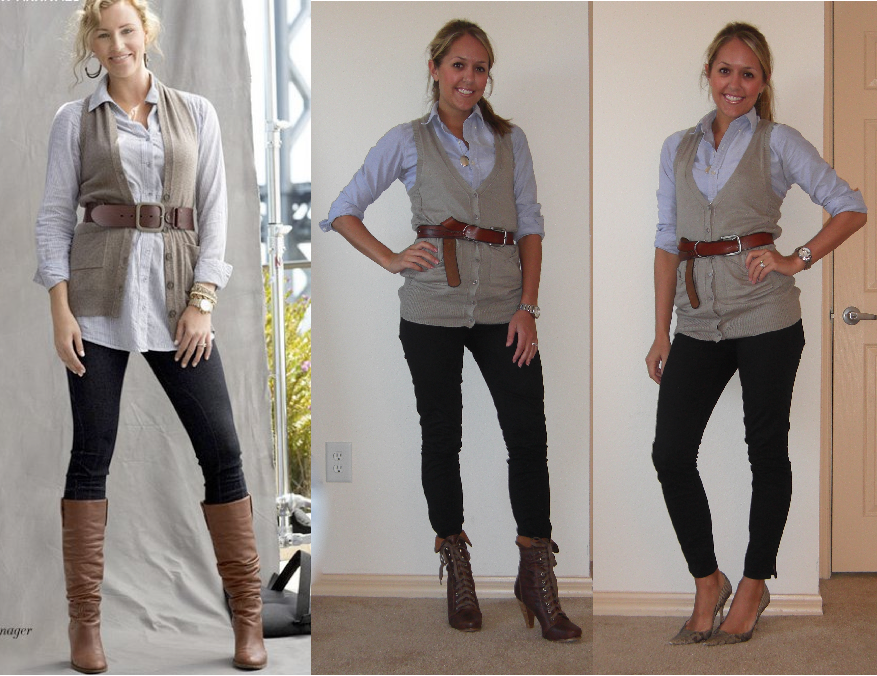 Sweater vest | My Style | Pinterest | Everyday fashion, Fall ...