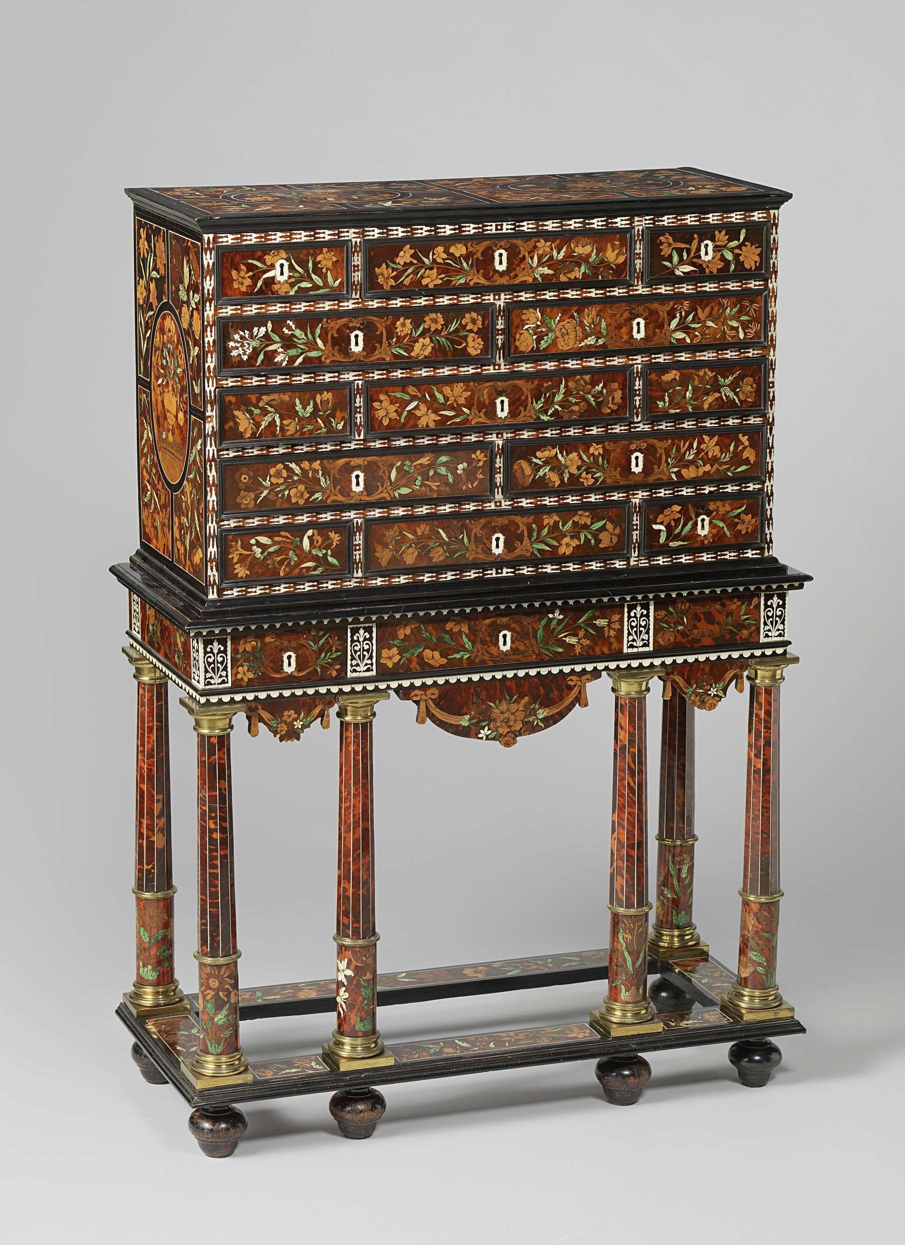 Cabinet Pierre Gole C 1655 C 1660 Rijksmuseum Art Cabinet Antique Furniture French Furniture