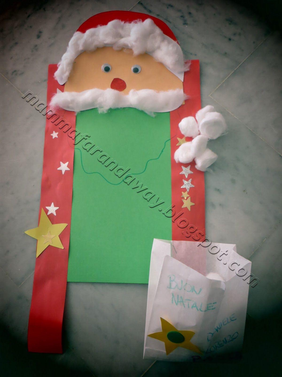 Calendario dell'avvento con cotone - Advent Calendar for kids
