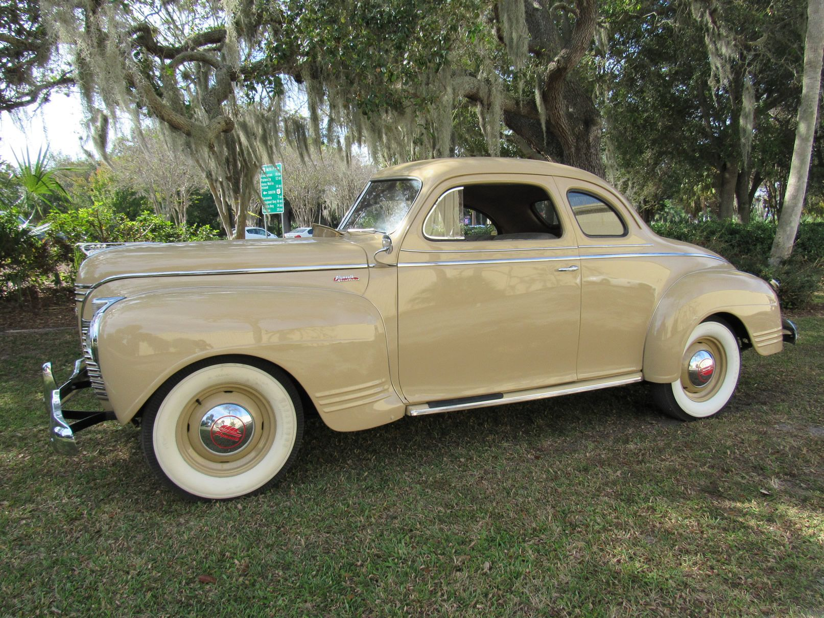 1941 Plymouth Special Deluxe Coupe - Vintage Motors of Sarasota Inc ...