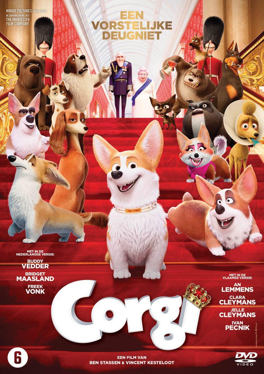 Royal Corgi Dvd En 2021 Film Films Complets Film A Voir