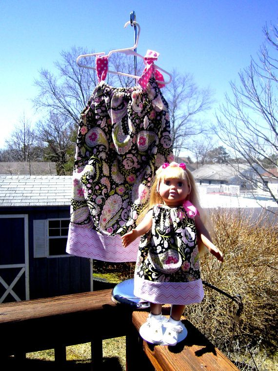Dollie and me matching dresses handmade easter gift birthday gift dollie and me matching dresses handmade easter gift birthday gift daughter and negle Images