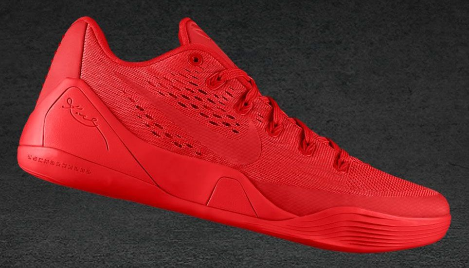 c240972bc74 The low-top version of the Kobe 9 is now available to customize on NIKEiD.