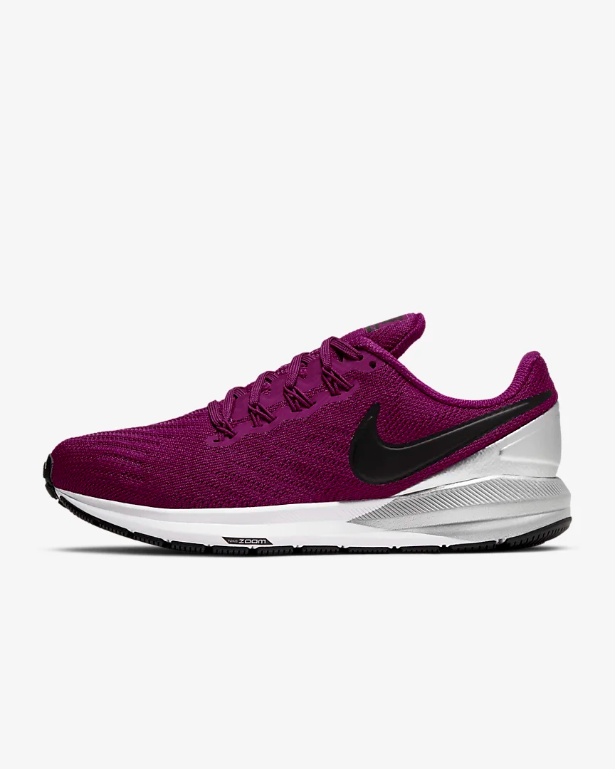 Nike Air Zoom Structure 22 Women's Running Shoe.