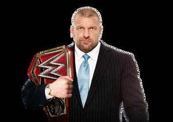 Triple H Universal Champion 2017 By Lunaticdesigner Triple H Champion Wwe Champions