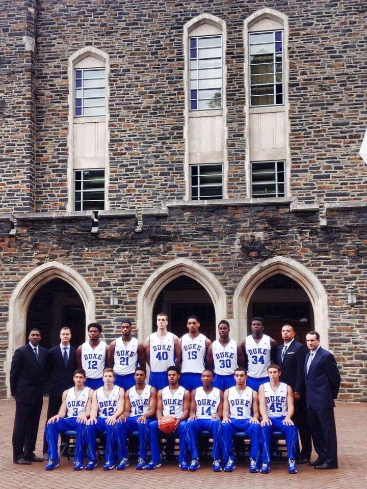 Duke Basketball 2014-15