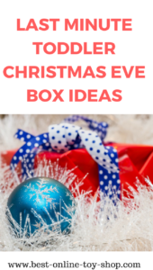 Last Minute Christmas Eve Box For Toddlers in 2017   Christmas eve box for kids, Christmas eve ...