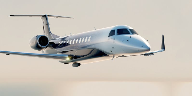 Germany Based Charter Operator Air Hamburg Became The Launch