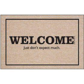 Best Doormat Ever This Cracked Me Up Outdoor Door Mat Door Mat Funny Doormats
