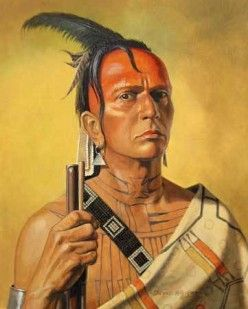 cherokee chief doublehead | Native Americans | Cherokee