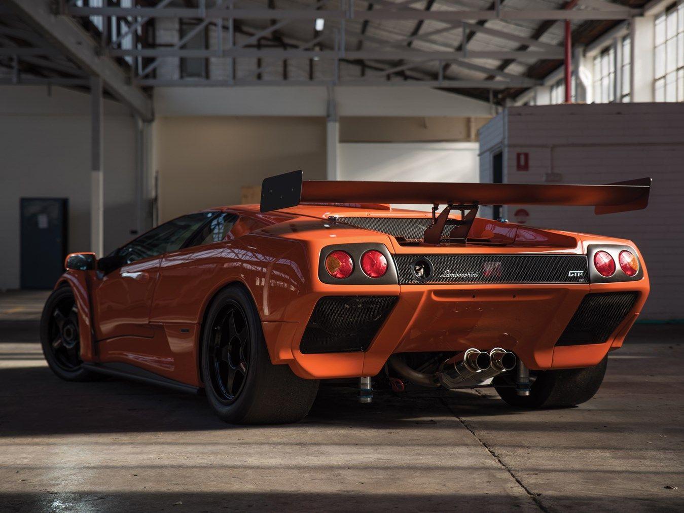 2000 Lamborghini Diablo Gtr Monterey 2017 Cars Lamborghini