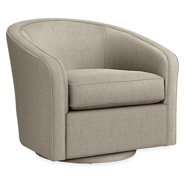 Amos Swivel Chair Modern Accent Lounge Chairs Modern Living