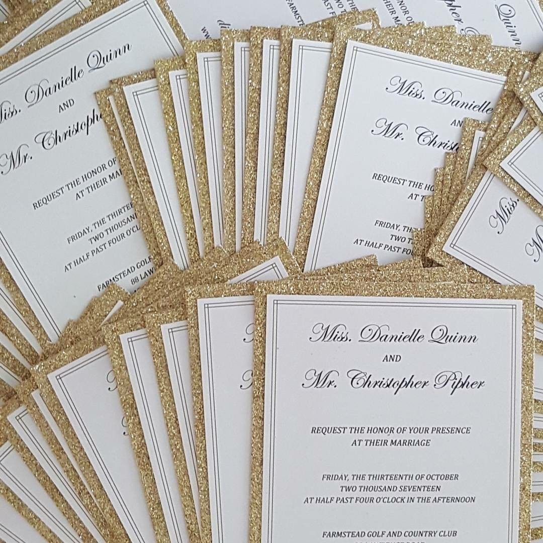 Contemporary Wedding Invitations From Walmart Component ...