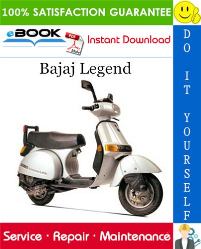 Bajaj Legend Motorcycle Service Repair Manual Repair Manuals Repair Electrical Wiring Diagram