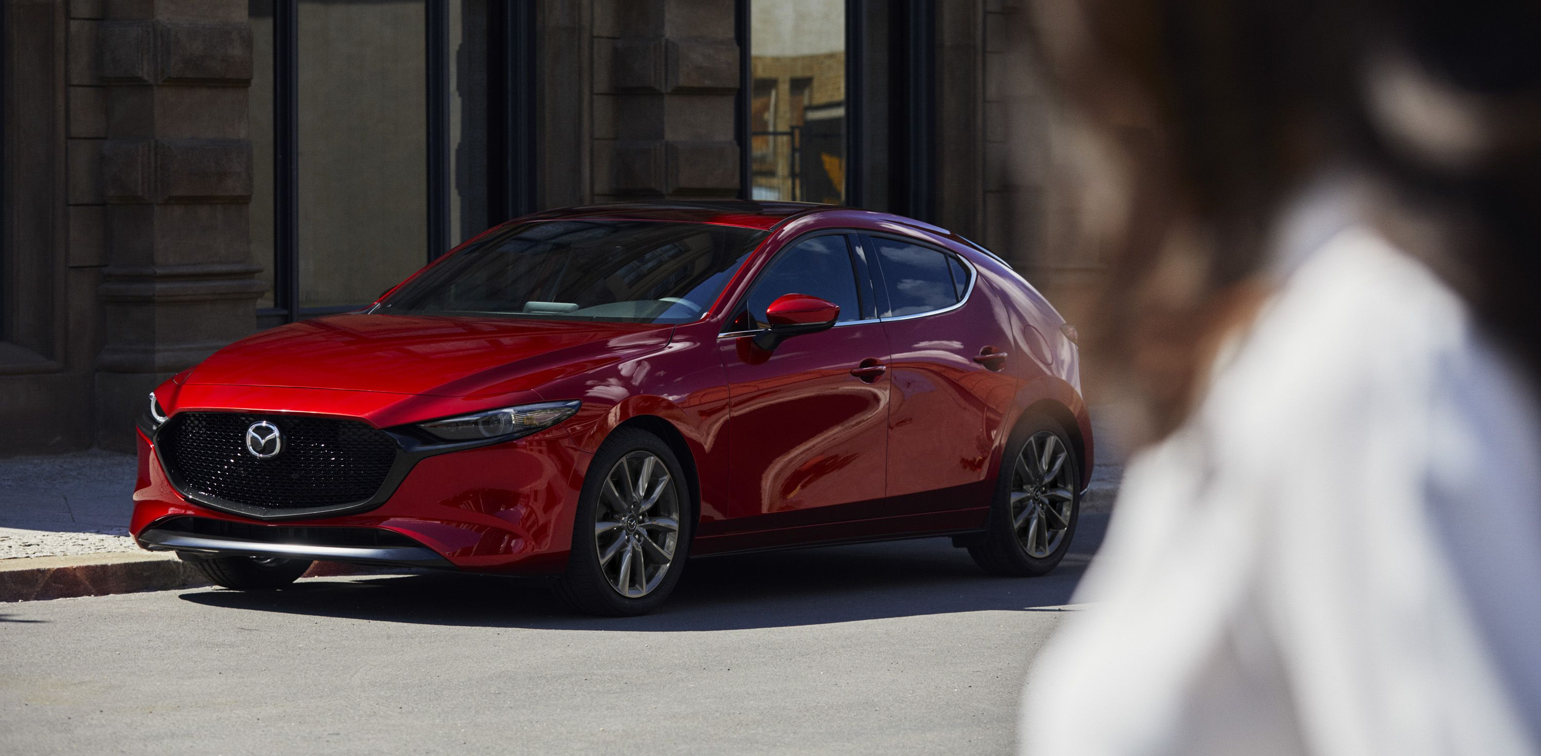 The 2019 Mazda 3 Finally Hits The Mark With Spark Controlled Compression Ignition Top Speed Mazda Mazda 3 Car