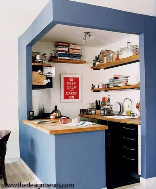 Retrokitchenaccessories Chrisbom  Yourhomedecoridea Impressive Space Saving Kitchen Designs Review