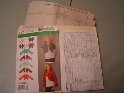 Love It Sew Much!: PATTERN STORAGE | Sewing | Pinterest | Patterns ...