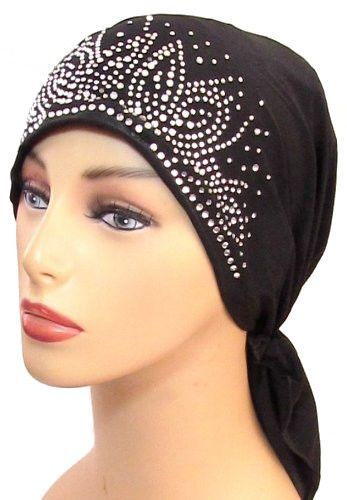 Muslim Islamic Cap Hijab Scarf Hat Black Underscarf in Middle East | eBay