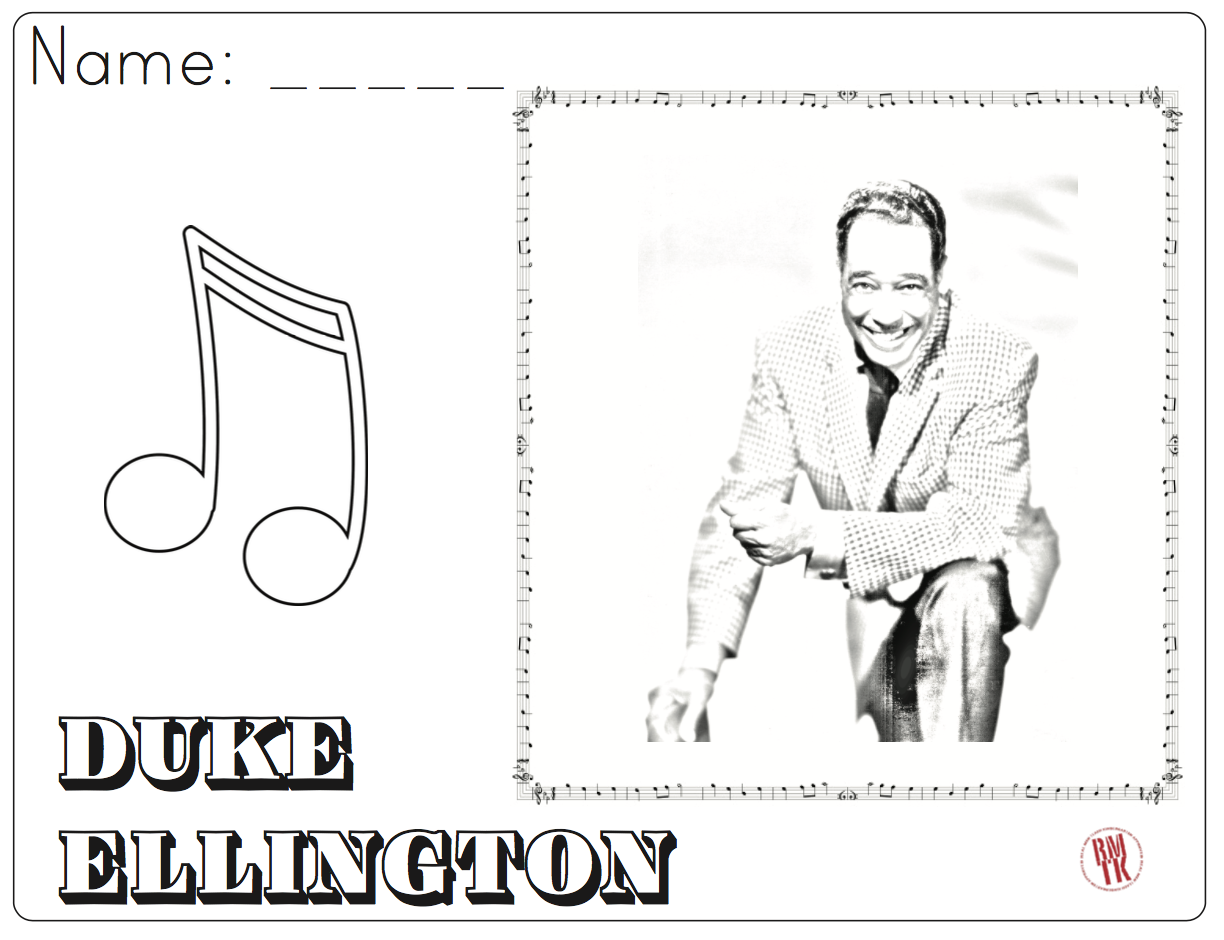 Did You Know That Duke Ellington Wrote Over Songs