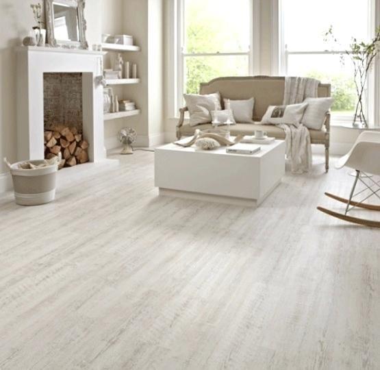 White Oak Laminate Flooring For Living