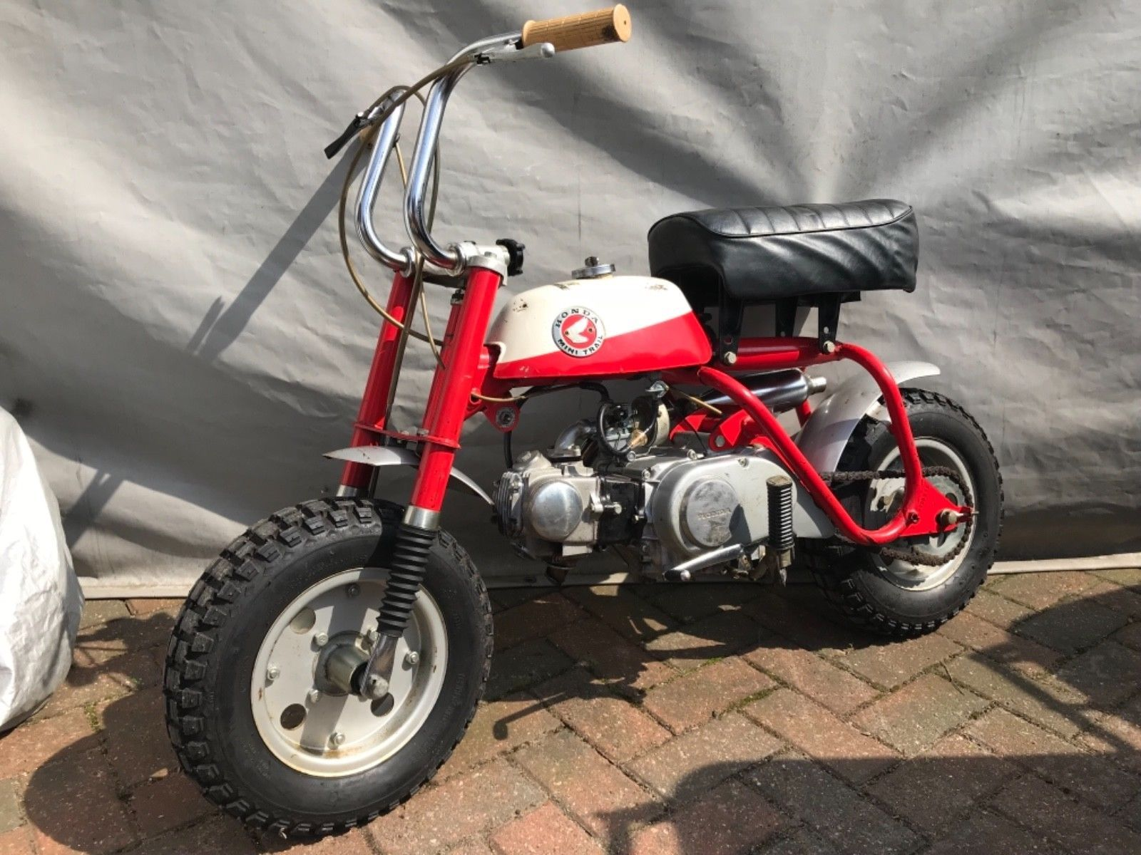 ebay honda z50a ko monkey bike project 1960s motorcycles [ 1600 x 1200 Pixel ]