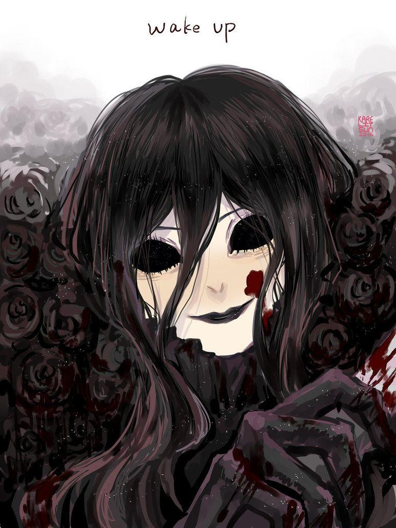 Jane the killer by xunyingkui on deviantart creepy pasta - Jane the killer anime ...