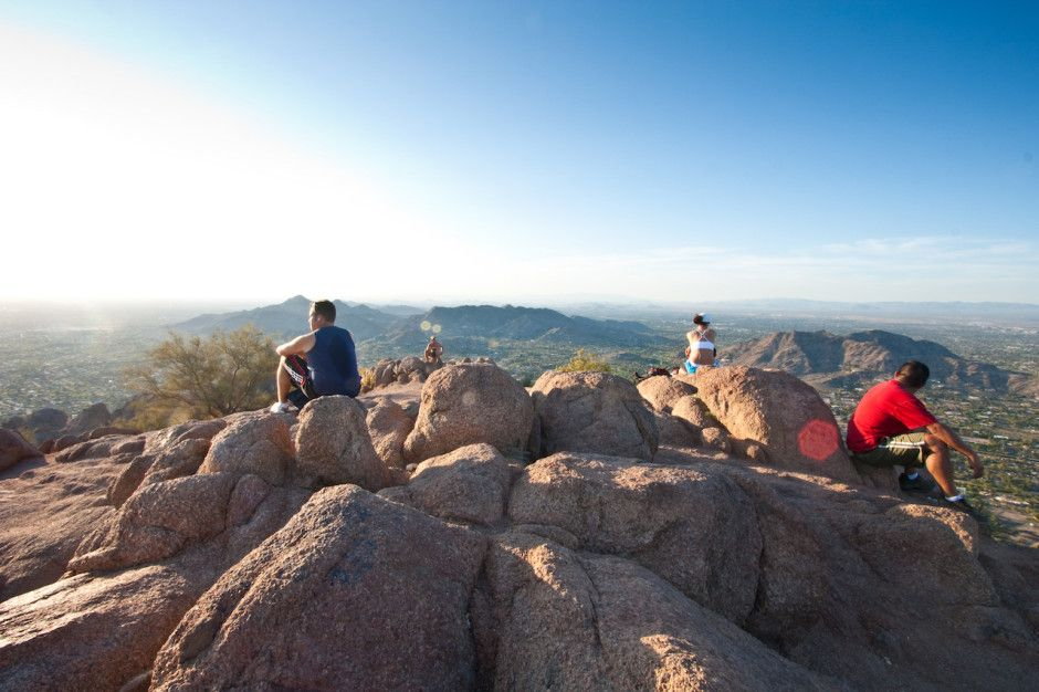 7 outdoor experiences you can only have in phoenix