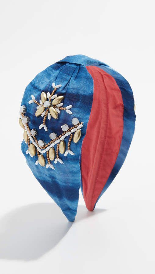 40fadfc20f9 Tie Dye Headband in 2019
