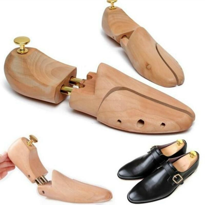 Adjustable Leather Shoes Stretcher Expander Shaper Aid Width Shoe Trees