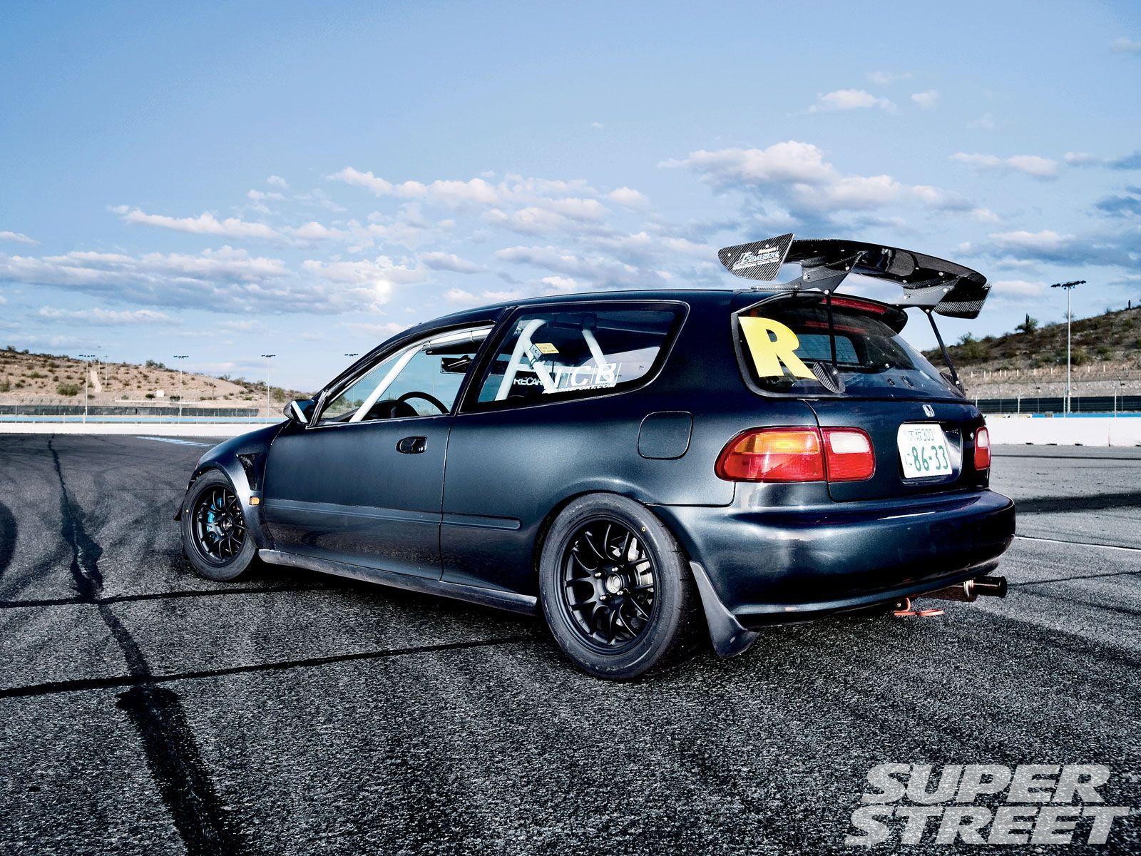 1992 Honda Civic Cx Side Shot Honda Civic Honda Civic Hatchback Civic Eg