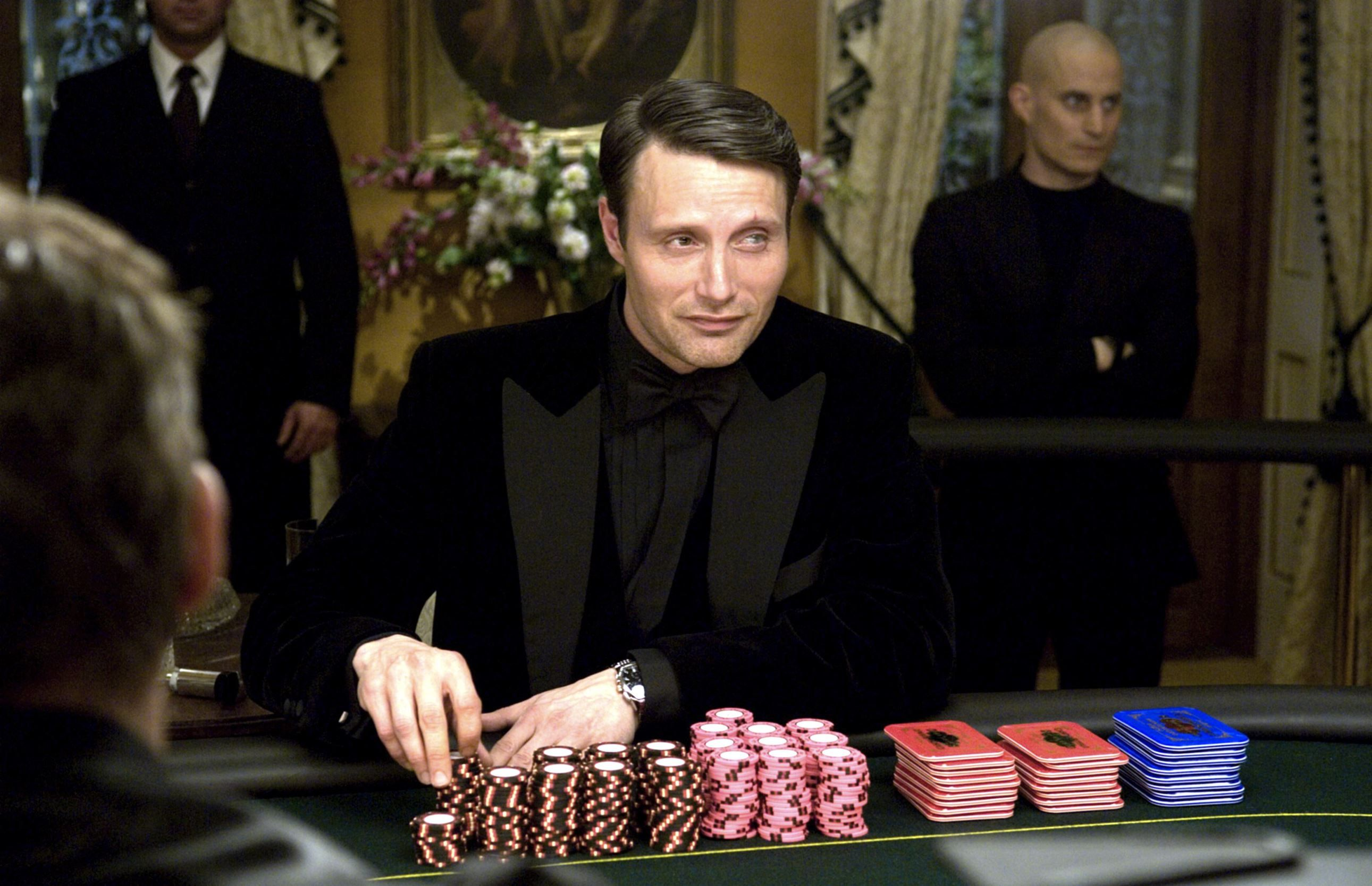 Interesting facts about James Bond movies Le Chiffre played by Mads  Mikkelsen in Casino Royale (2006) is the first villain in the Bond series  who gets ...
