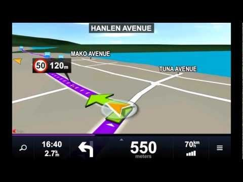 App Review Sygic GPS Navigation Android Gadgets Apps Widgets - Sygic gps review