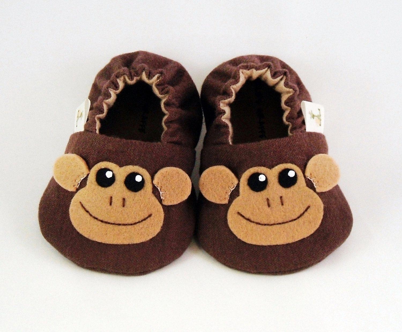 Baby Booties Newborn Infant Baby Slippers от CharliesGiraffe